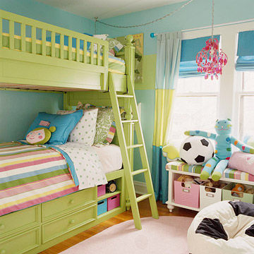 room overall. Creative Ideas for Shared Spaces
