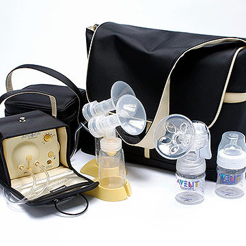 Medela's Pump in Style Advanced, Philips Avent's Isis