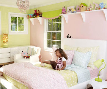 Lilah's bedroom