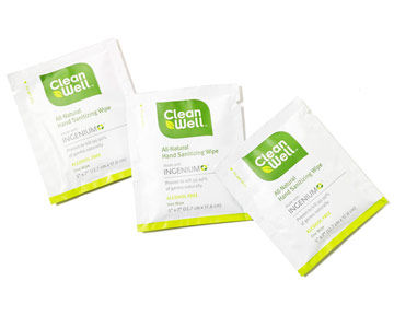Alcohol Free Anti-bacterial wipes