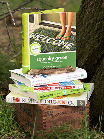 books about green living