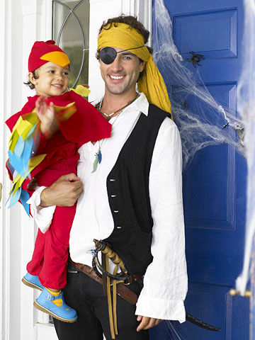 ahoy matey - Baby And Family Halloween Costumes