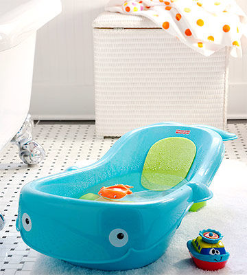 Fisher-Price's Whale of a Tub