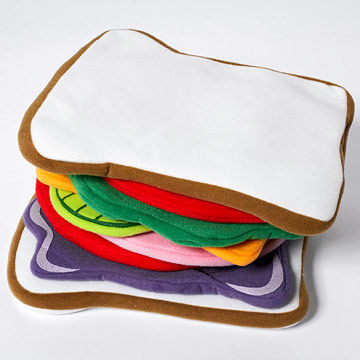 Giant Sandwich Stacking Game
