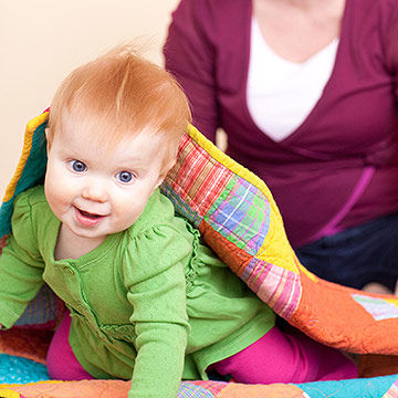 Activities to enhance your child 39 s cognitive development for 9 month baby development