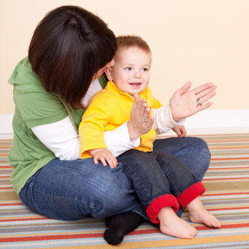 Play Clapping and Hand Games