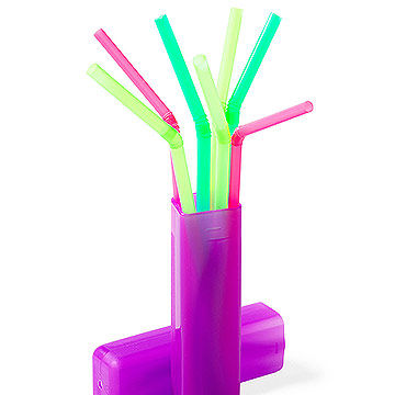 Bendable sippy straws