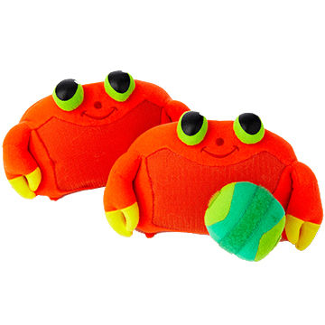 Clicker Crab Toss and Grip