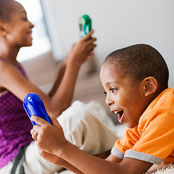 Parents - Do you let your childen play video games with an age restriction?