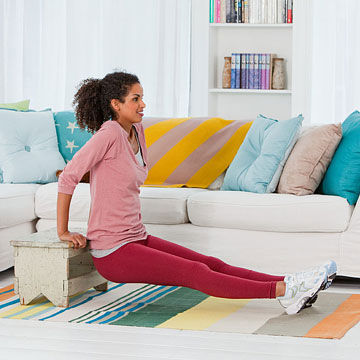 Quick Easy Fitness For Tired Moms Laid Back Home Exercise Routine