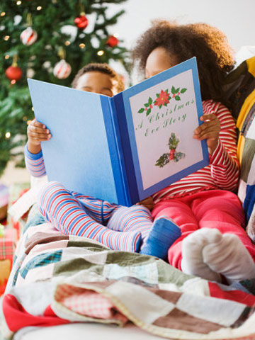 Read a Christmas story
