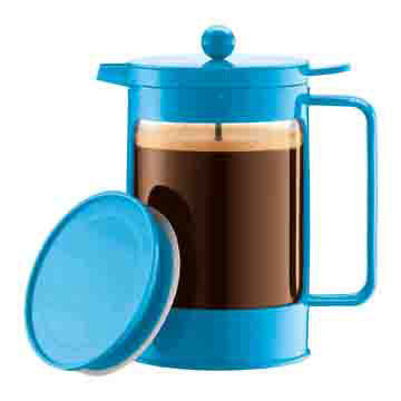 Blue Ice Coffee Maker