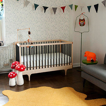 How To Design A Nursery On A Budget