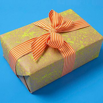 Speckled Gift Wrap