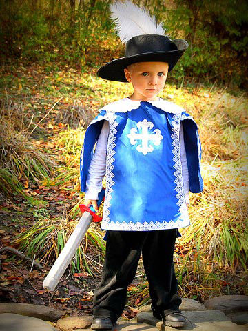 Easy diy ideas for kids 39 halloween costumes for Easy homemade costume ideas for kids
