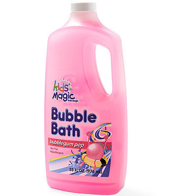 Baby Magic bubble bath