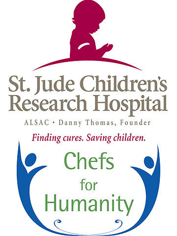 Chefs for Humanity & St. Jude Children's Research Hospital