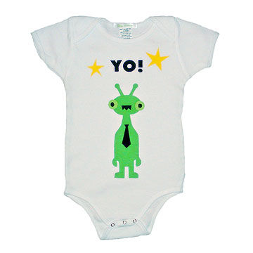 Dirty Laundry-Yo! onesie