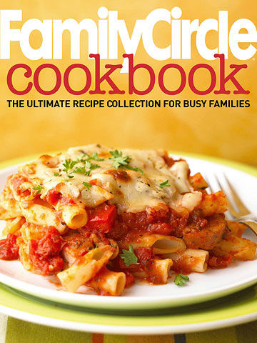 Family Circle Cookbook 2007 cover