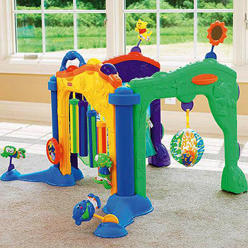 Fisher-Price Baby Gymtastics Play Wall recall