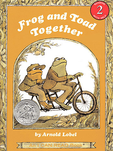 Frog and Toad Together, by Arnold Lobel