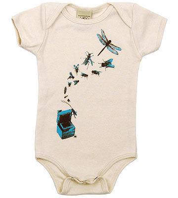 Light and Gravity Great Escape Onesie