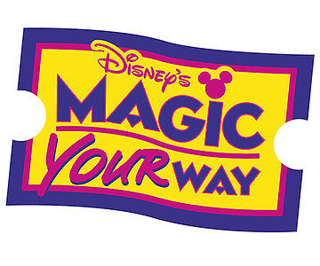Magic Your Way Tickets (see attached explanation)