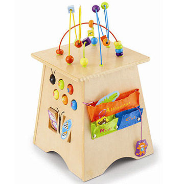 Parents Busy Time Activity Centers