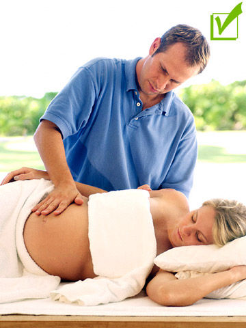 Pregnancy Pampering What S Safe What S Not
