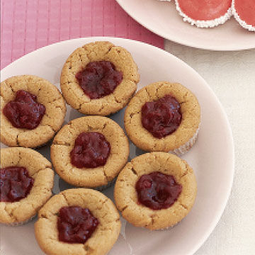 Peanut Butter and Jam Cups