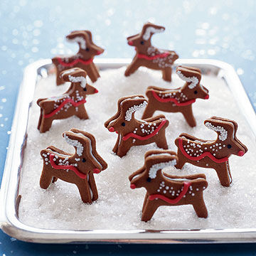 Name a christmas cookie shape