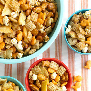 Sweet and Salty Crunchy Munch