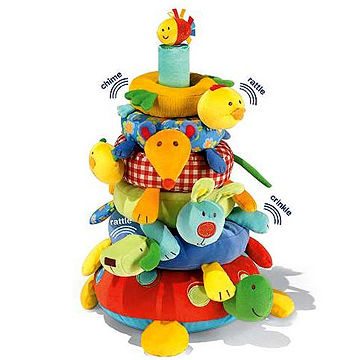 One Step Ahead Children's Stacking Toys