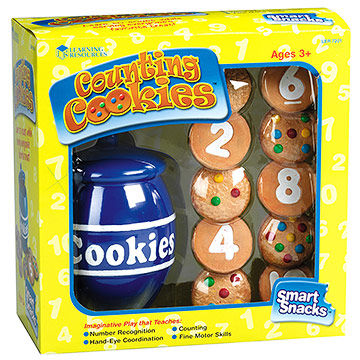 Learning Resources Counting Cookies