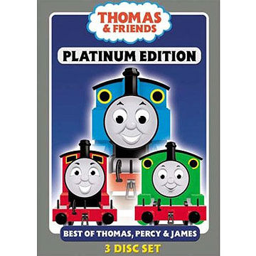 Thomas the Tank Engine and Friends: Platinum Collection