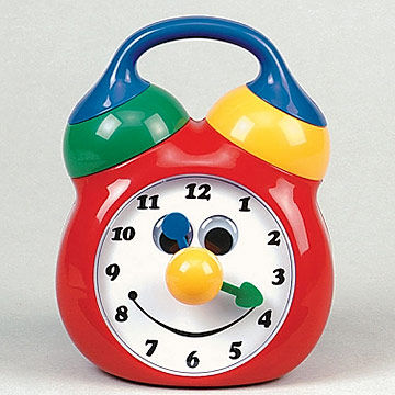 Tick Tock Musical Clock
