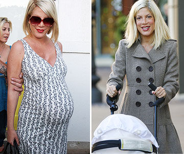 Celebrity Secrets to Losing Baby Weight - parents.com