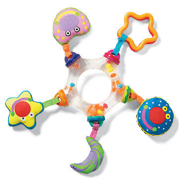 Whoozit Water Filled Activity Toy