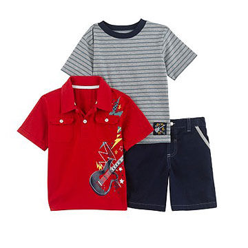 Wonderkids Infant and Toddler 2 and 3-Piece sets