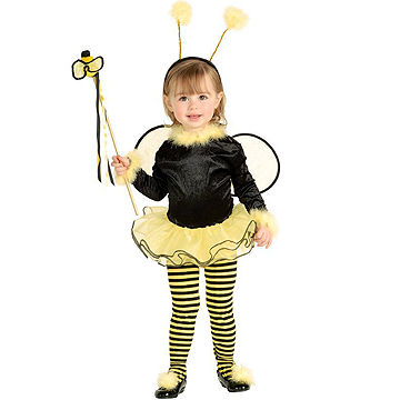 bumble bee costume - Where To Buy Toddler Halloween Costumes
