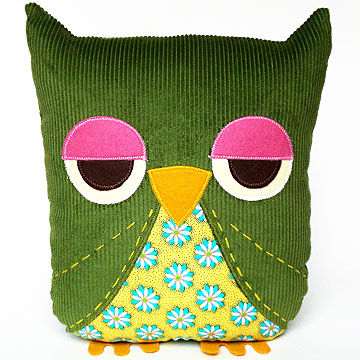 Pretty Little Things by Lori Marie plush owl