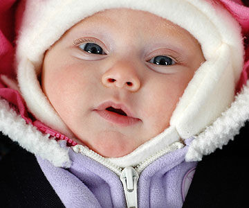 Protecting Baby S Skin In The Winter