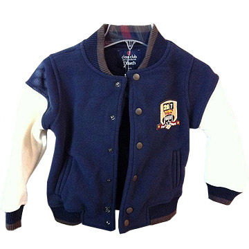 Class Club Children's Letterman Jackets