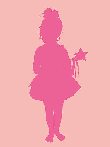 Simply Silhouette Wall Canvas