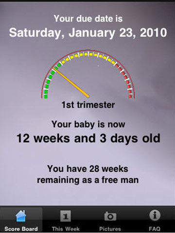 mPregnancy - for Men with Pregnant Women