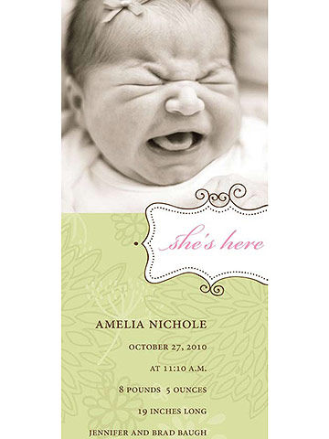 Oh Baby Green from BHG Life in Photos