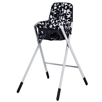 spoling high chair - Space Saving High Chair