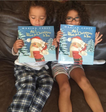Mariah Carey Releases 'All I Want for Christmas Is You' Picture Book