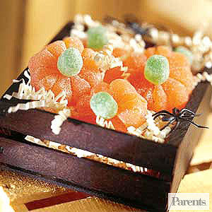Halloween treats kids can make for Fun halloween treats to make with toddlers