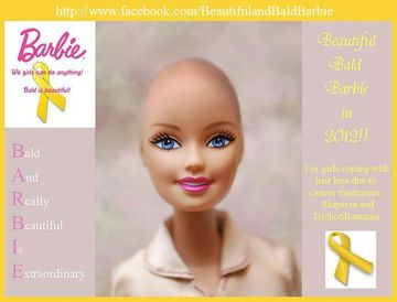 Online Push for Bald Barbie Gains Momentum 29439